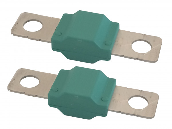 Sicherung 125A 2x für Megaval Schmelz-Leistungs-KFZ-Batteriekabel von eXODA