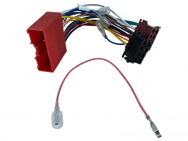 ISO Adapter für Mazda 2 3 5 6 etc.