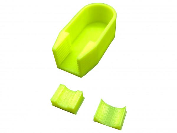 2x Polschutzkappe für Batteriekabel 25 35 50 70 95 mm² qmm 5mm bis 12mm Durchmesser