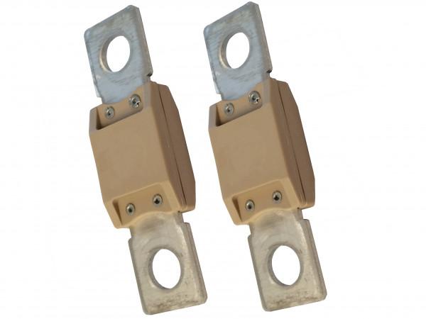 Starkstrom-Sicherung 2x 225A für Megaval Fuse Schmelzsicherung von eXODA