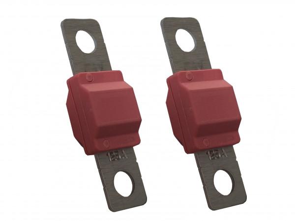Sicherung 125A 2x für Midival Schmelz-Leistungs-KFZ-Batteriekabel von eXODA