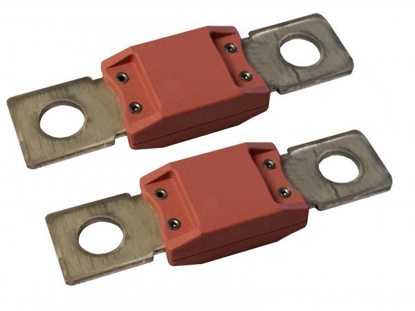 2x Starkstrom-Sicherung 250A für Megaval Fuse Schmelzsicherung von eXODA