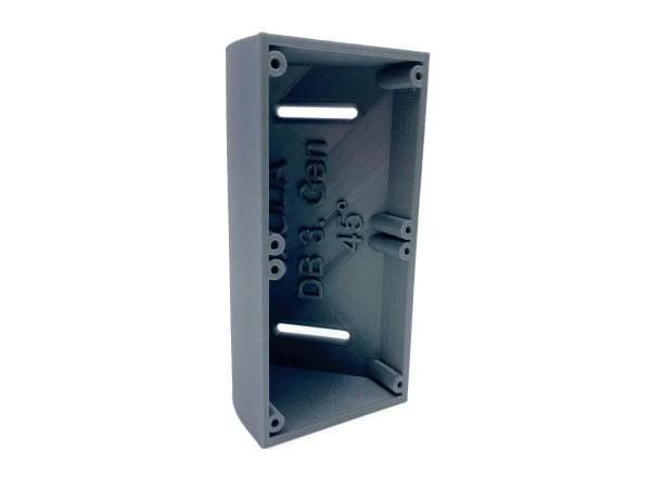 Winkel für Türklingel 3. Gen 45° bring Deiner Doorbell das um die Ecke gucken bei