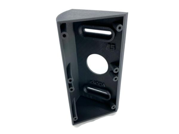 Winkel für Türklingel 45° bring Deiner Doorbell das um die Ecke gucken bei