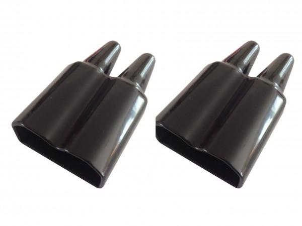 Batteriekabel-Durchführungs-Tülle 2 Stk für Gabelstapler Batteriekabel Ladestecker 175A
