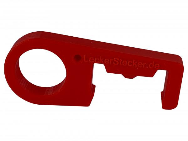 Handle Keeper für Hi-Lift Wagenheber rot alle Typen Halter Fixieradapter