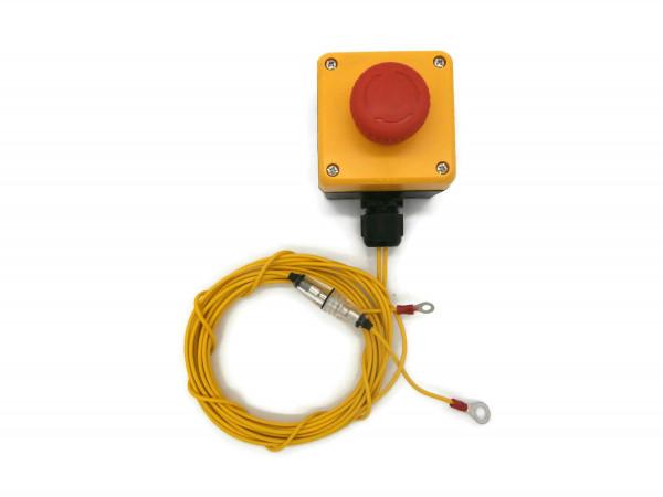 Notausschalter Schlagschalter mit Kabel bis 240V von eXODA