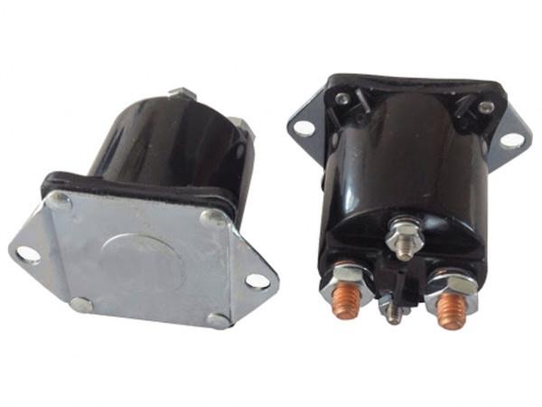 Trennrelais Batterie Schütz 12V 100A für Not-Aus-Halt-Stop