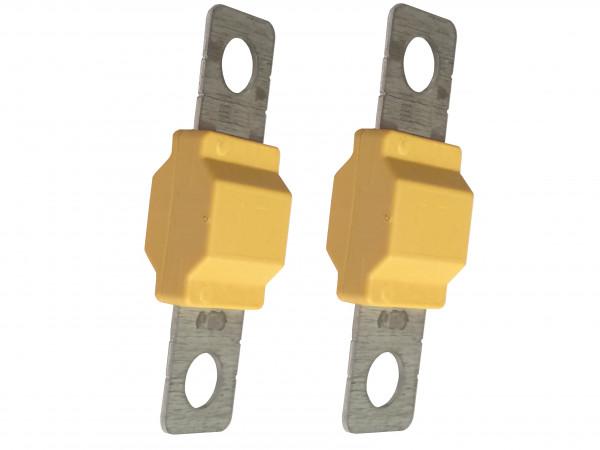 Schmelzsicherung 60A 2x für MIDIVAL Sicherungshalter