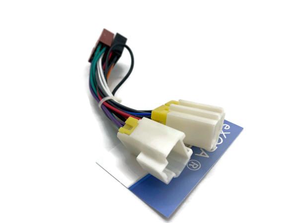 ISO Stecker Adapter Kabel Set für Autoradio Auto KFZ für Autoradio