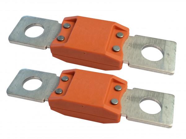 Sicherung 30A 2x für Midival Schmelz-Leistungs-KFZ-Batteriekabel von eXODA