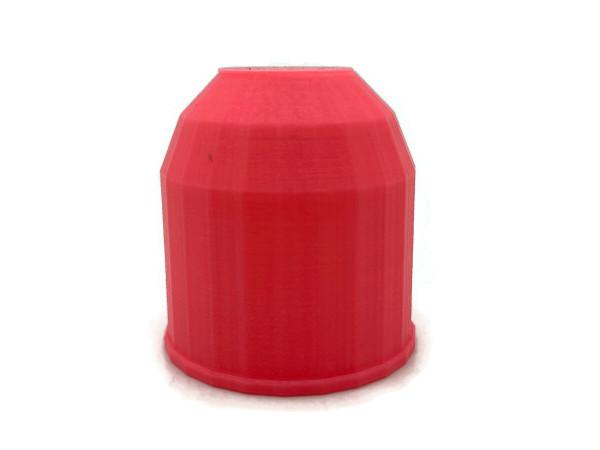 Anhängerkupplung Abdeckung Kappe für Kugelkopf AHK biologisch abbaubar Pink