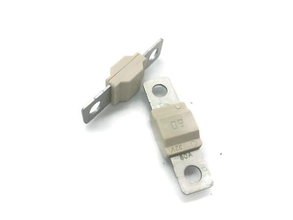 2x Starkstrom-Sicherung 80A für Midival Schmelz-Leistungs-KFZ-Batteriekabel