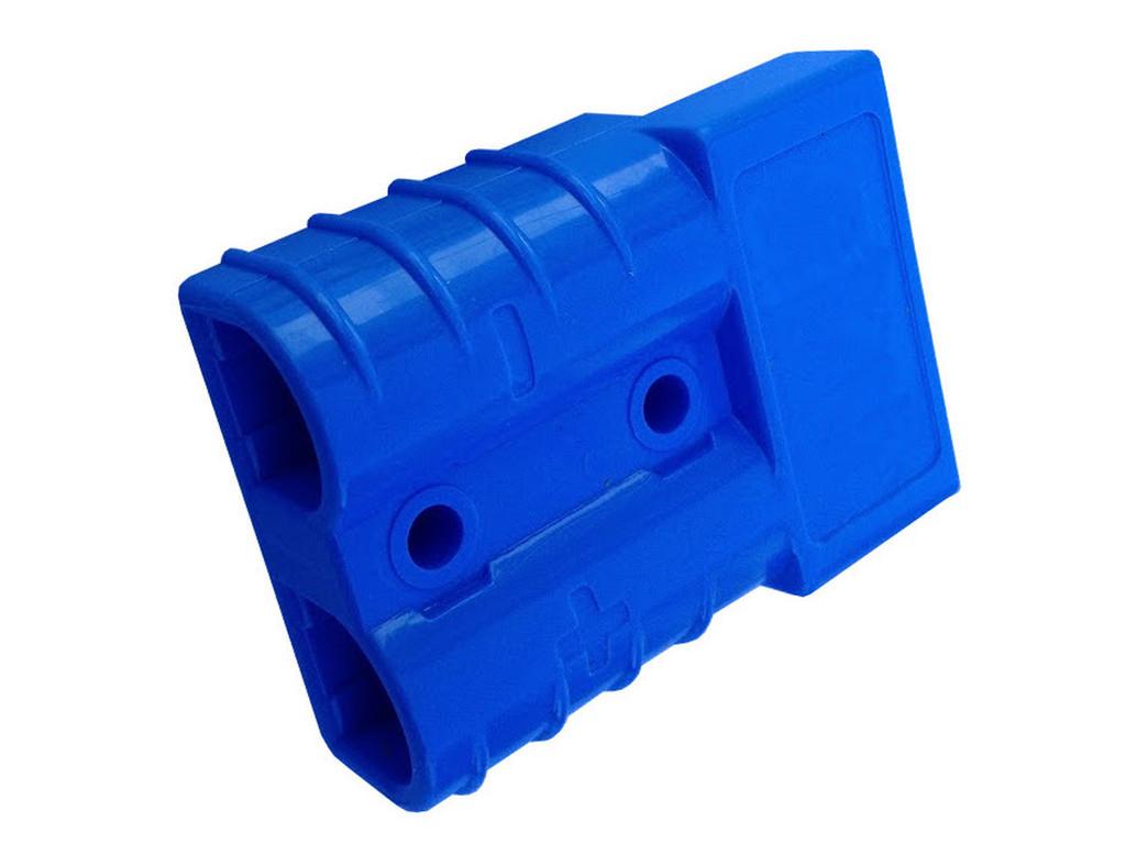 Batterie Stecker 175A 35 mm2 blau Set Steckverbinder für Gabelstapler Kabel