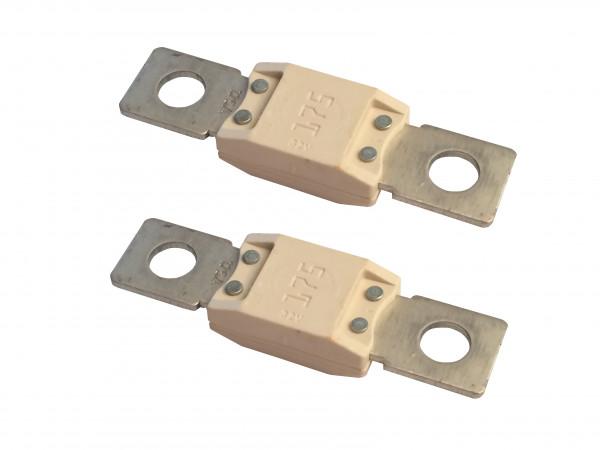 2x Sicherung 175A für Megaval Fuse Schmelzsicherung Starkstromsicherung von eXODA