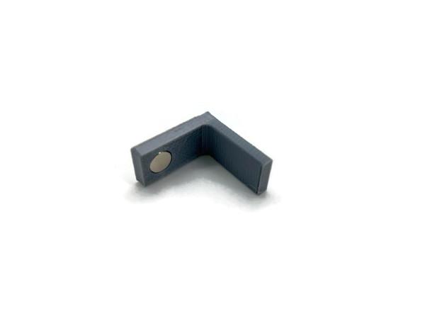 Türfopper Magnet für 3D45 ermöglicht Druck bei geöfnetem Deckel