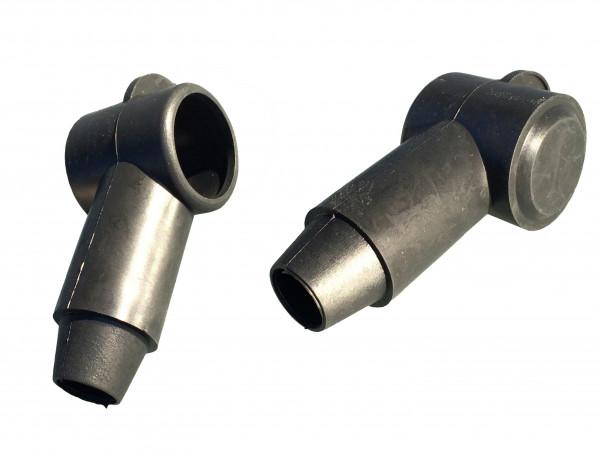 2x Polschutzkappe für Batteriekabel 35 50 70 95 mm² qmm Kopf 22mm